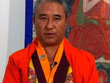 Lam Wangdi, grand lama des districts de Tsirang : entretien | Lam, Wangdi