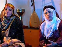 Feleknaz Esmer et Gazin, chanteuses kurdes : entretien | Feleknaz Esmer