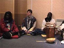 Les chanteurs Mourides, disciples du maître Serigne Abdourahmane Fall Sibi : entretien |