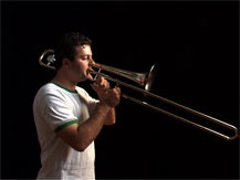 Le trombone | Daniel Zimmermann