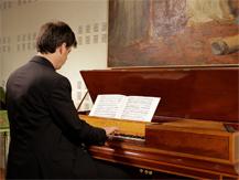 Un musée qui s'écoute : piano carré organisé Erard | Dimitri Bortniansky