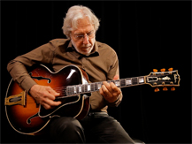 Un musée qui s'écoute : guitare Gibson L-5 | Richard Rodgers