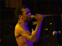 Femi Kuti, what's going on ? |