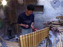 Musiques aux pays des bambous |