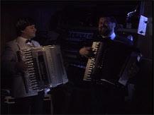 L'accordéon | Romolo Bitocci