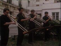 Le trombone  