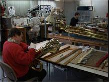 La restauration des instruments de musique |