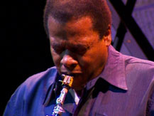 Wayne Shorter, live in Paris | Wayne Shorter