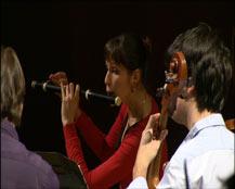 Extrait du Quintette pour flûte pour 2 violons, alto et violoncelle en sol majeur opus 11 n°2 | François-Xavier Roth