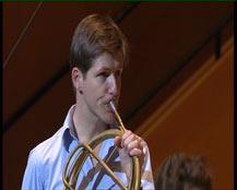 Présentation : concerto avec soliste, cor, suivi du 3e mouvement du Concerto pour cor n°3 K.447 (Rondo) | Wolfgang Amadeus Mozart