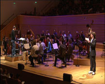 "Joseph Haydn, menuet de la symphonie n°8 ""le soir"" | François-Xavier Roth"