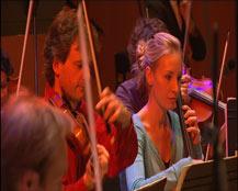 La partition d'orchestre, le thème, l'accompagnement | François-Xavier Roth