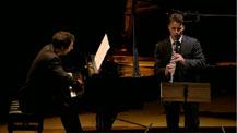 Quatre pièces pour clarinette et piano | Pierre Boulez