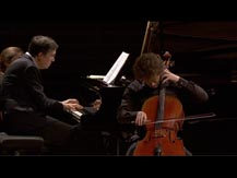 Week-end de musique de chambre française. Eric Le Sage, Quatuor Ebène, François Salque, Paul Meyer (16h) | Gabriel Fauré