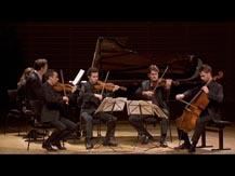 Week-end de musique de chambre française. Eric Le Sage, Quatuor Ebène (20 h) | Gabriel Fauré