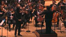 Concerto pour violon et orchestre en ré majeur op. 77 | Leonidas Kavakos