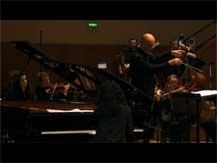 Orchestre de Paris, Paavo Järvi, Katia et Marielle Labèque | Leonard Bernstein