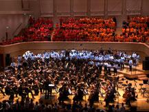 Orchestre des jeunes DEMOS, dispositif d'éducation musicale et orchestrale à vocation sociale | Marcel Khalife