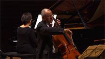 Sonate pour violoncelle et piano n°3 en la majeur op. 69 | Ludwig van Beethoven