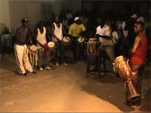 Les tambours sabar des Wolofs du Sénégal | Béryl Coutat