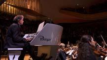 Inauguration de l'orgue symphonique. Orchestre de Paris | Thierry Escaich