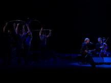 Concert dansé. Peter Von Poehl, Héla Fattoumi, Eric Lamoureux | Peter Von Poehl