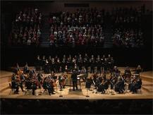 Concert de Noël avec bis participatif. Orchestre de chambre de Paris, Accentus | Georg Friedrich Haendel