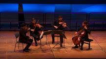 Biennale de quatuors à cordes. Quatuor Modigliani | Wolfgang Amadeus Mozart