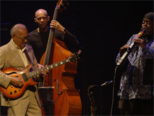 Jazz à la Villette : Ernest Ranglin & friends feat. Cheikh Lô, Tony Allen, Courtney Pine, Ira Coleman & Alex Wilson |