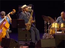 "Jazz à la Villette : Archie Shepp All Star ""Tribute to John Coltrane"" feat. J. Moran, A. Akinmusire, B. Hart & R. Davis |"