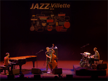 Jazz à la Villette : GoGo Penguin | Chris Illingworth
