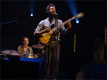 Jazz à la Villette : Jalen N'Gonda | Jalen N'Gonda