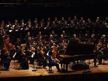Fantaisie pour piano, choeur et orchestre op.80 | Ludwig van Beethoven