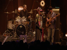 """Jamaican Revue. Lee """"Scratch"""" Perry and the Homegrownband 