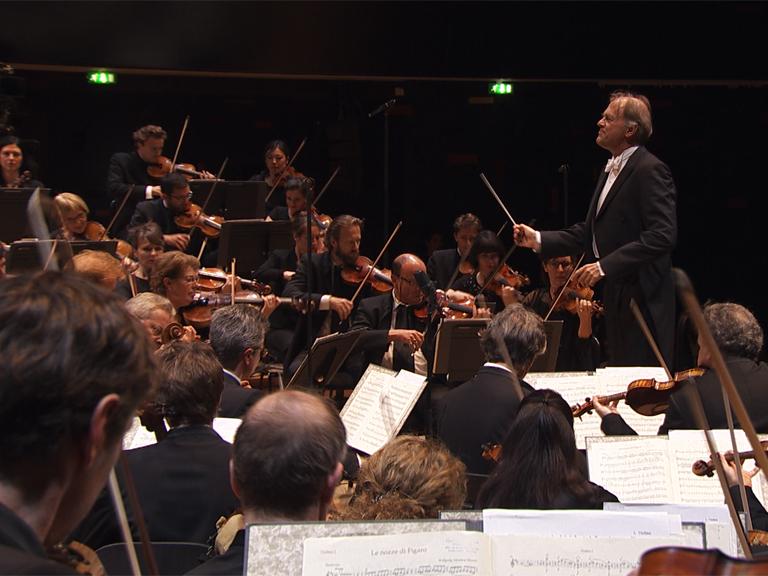 Orchestre de Paris. Thomas Hengelbrock | Wolfgang Amadeus Mozart