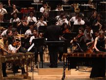Ouverture de l'année de la Colombie en France. Orchestre Démos - Philharmonie de Paris et Orchestre jovenes de Colombia |
