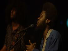 Festival Days Off. Michael Kiwanuka | Brian Burton