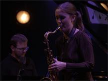 Jazz à la Villette : Hanna Paulsberg Concept | Hanna Paulsberg