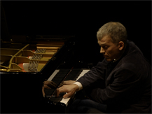 Brad Mehldau : Three pieces after Bach   Samuel Thiebaut