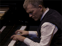 Brad Mehldau : Three pieces after Bach. Little by Little de Radiohead | Samuel Thiebaut