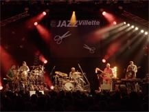 Jazz à la Villette : Ghost-Note   Robert Searight