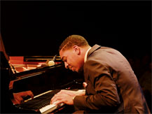 "Jazz à la Villette : Christian Sands Trio ""Tribute to Erroll Garner""   Erroll Garner"