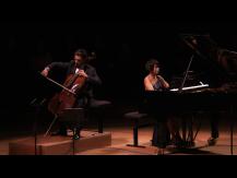 Gautier Capuçon / Yuja Wang : Franck, Piazzolla, Saint-Saëns | César Franck