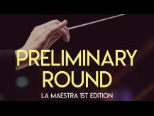 La Maestra - Epreuve éliminatoire du concours international de cheffes d'orchestre   Gioacchino Rossini