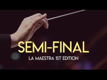 La Maestra - concours international de cheffes d'orchestre : Demi-finale no 1 | Robert Schumann