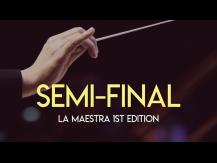 La Maestra - concours international de cheffes d'orchestre : Demi-finale no 2 | Robert Schumann