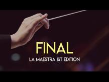 La Maestra - Répétition générale de la finale du concours international de cheffes d'orchestre | Fabio Vacchi