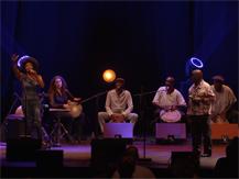 Week-end I Got Rhythm. Tambours d'Outre-mer. Guadeloupe et Réunion | Christine Salem