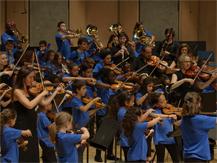 Démos 2018. Orchestres Démos Grand Paris Sud, Est Ensemble, Val d'Oise, Plaine Commune | Gustav Holst