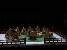 Week-end Iere Biennale Pierre Boulez. Gagaku Impérial | Musiciens et danseurs du département de musique de la Maison Impériale du Japon